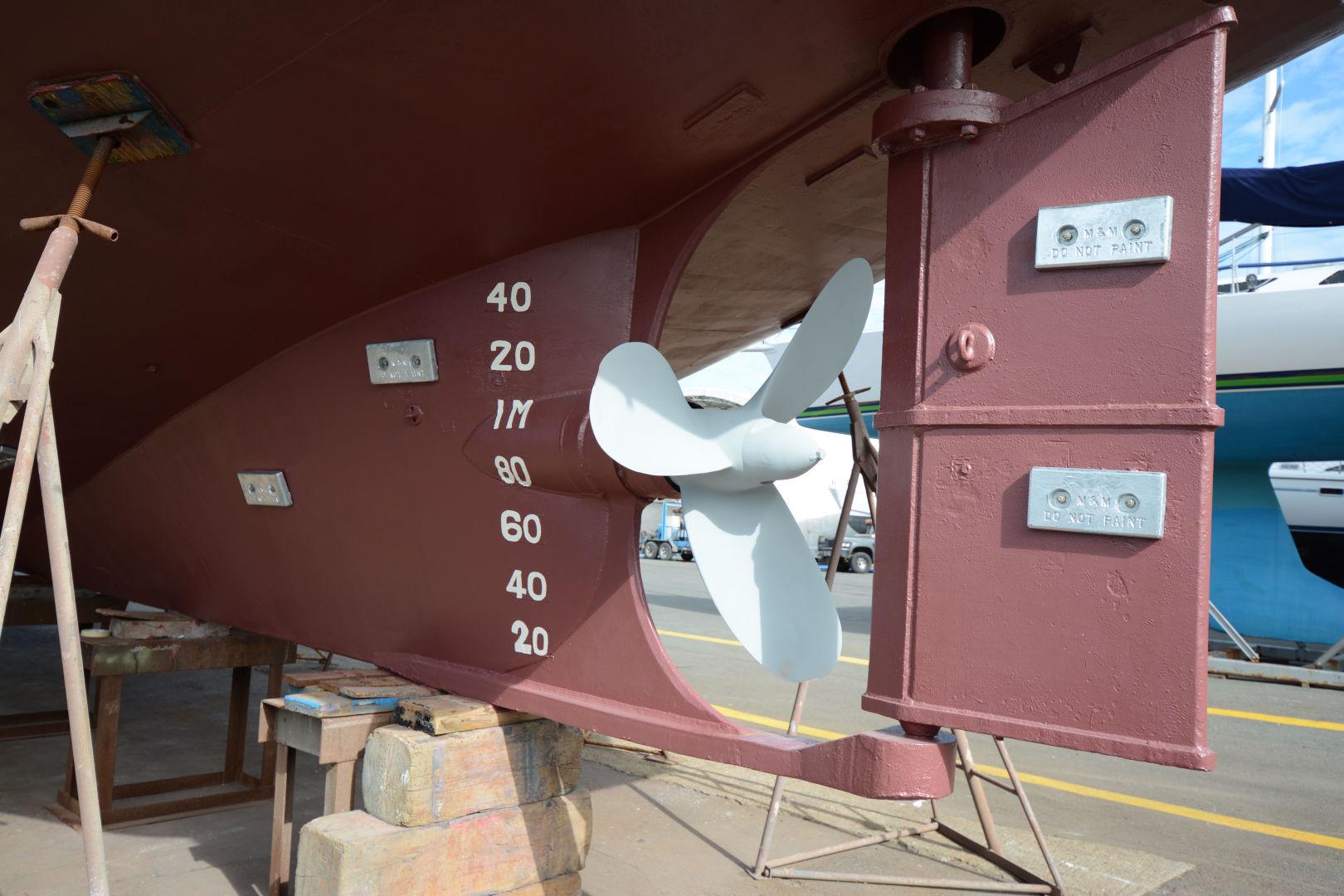 Custom-Converted Royal Navy Fleet Tender 1972-Fintry Boston-Massachusetts-United States-1587019 | Thumbnail