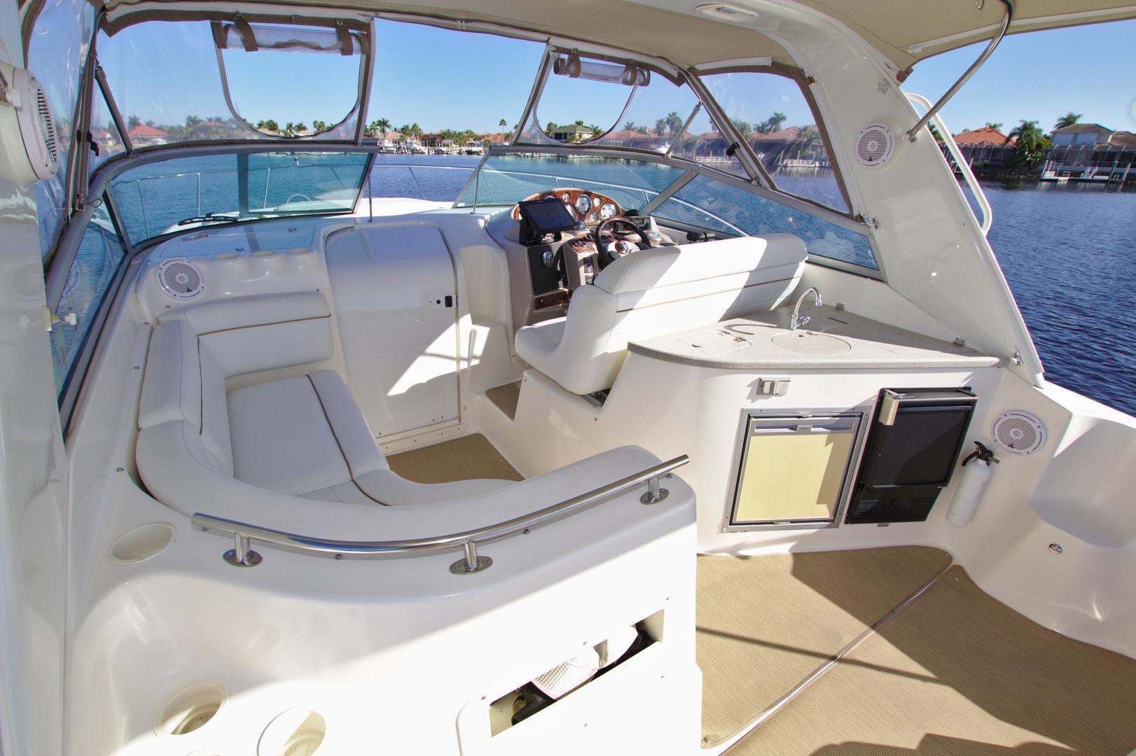 Rinker-342 Express Cruiser 2006-Salt Shaker Palmetto-Florida-United States-1587711 | Thumbnail