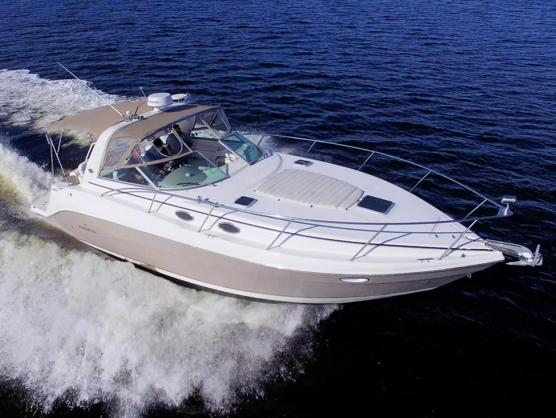 Rinker-342 Express Cruiser 2006-Salt Shaker Palmetto-Florida-United States-1587694 | Thumbnail