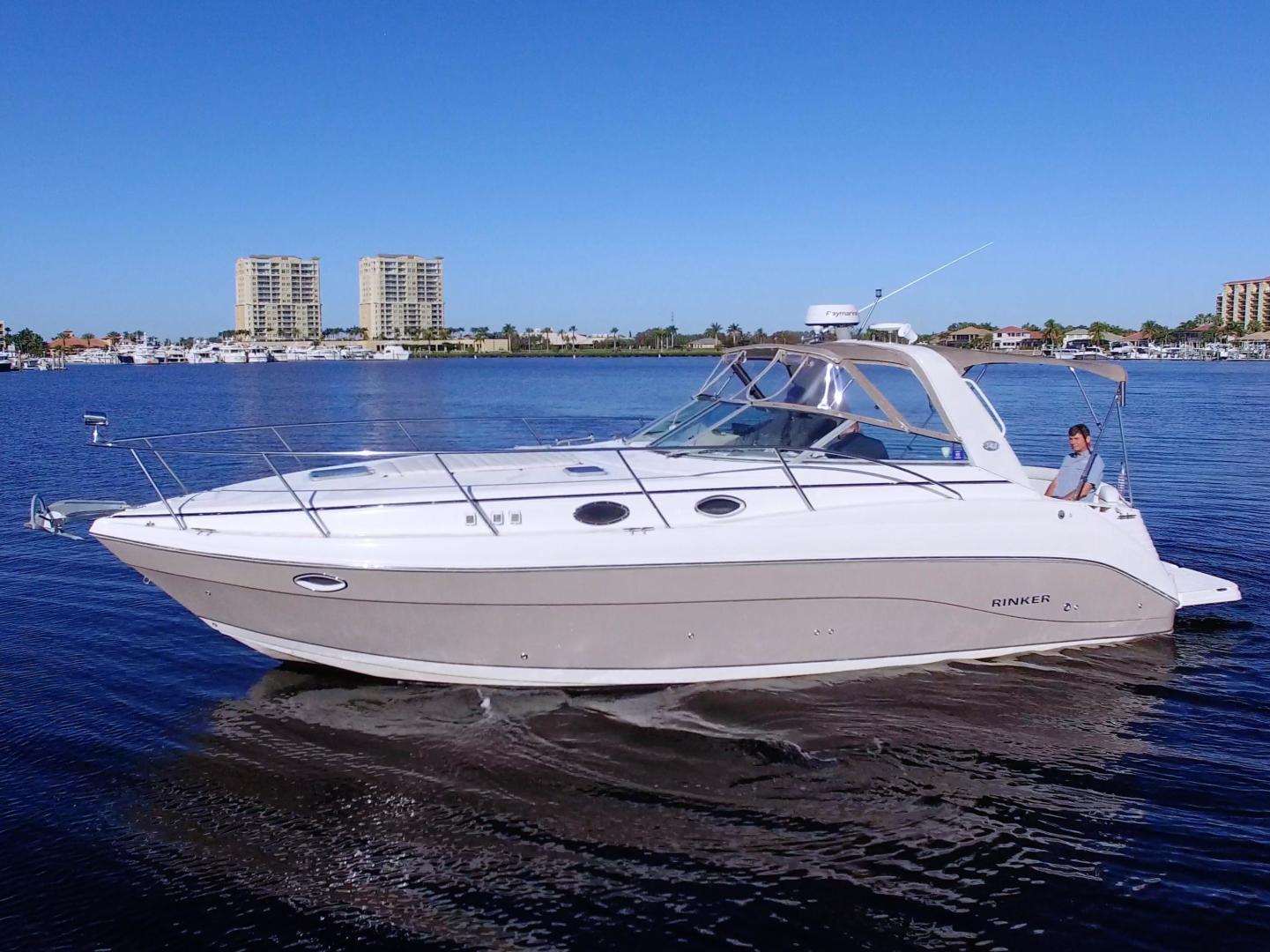 Rinker-342 Express Cruiser 2006-Salt Shaker Palmetto-Florida-United States-1587755 | Thumbnail