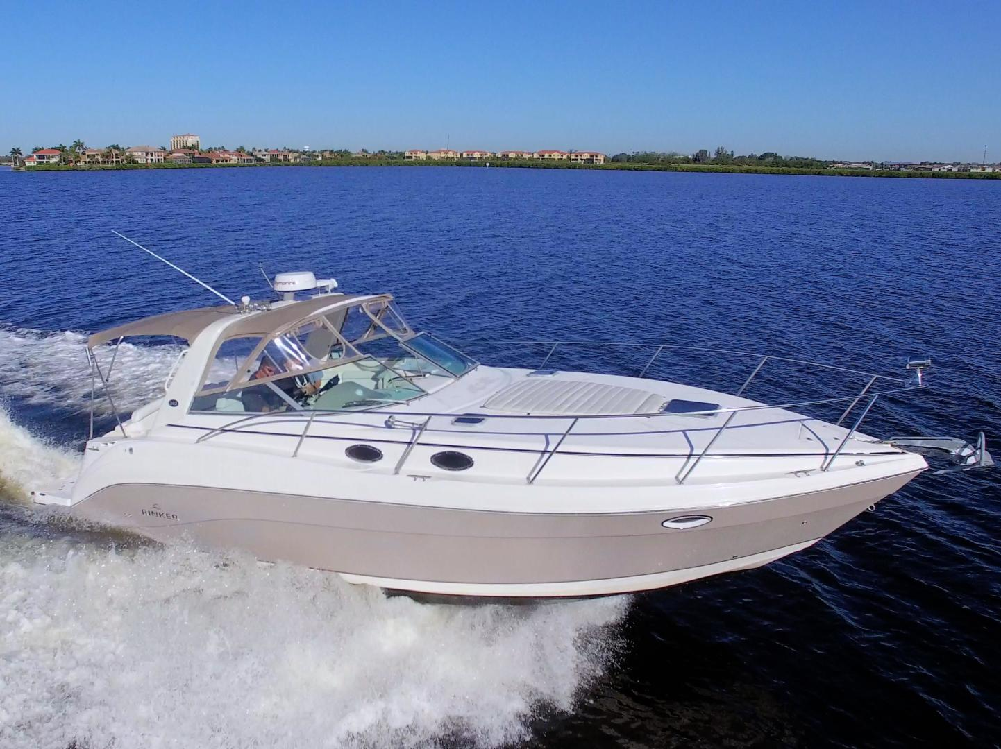 Rinker-342 Express Cruiser 2006-Salt Shaker Palmetto-Florida-United States-1587645 | Thumbnail