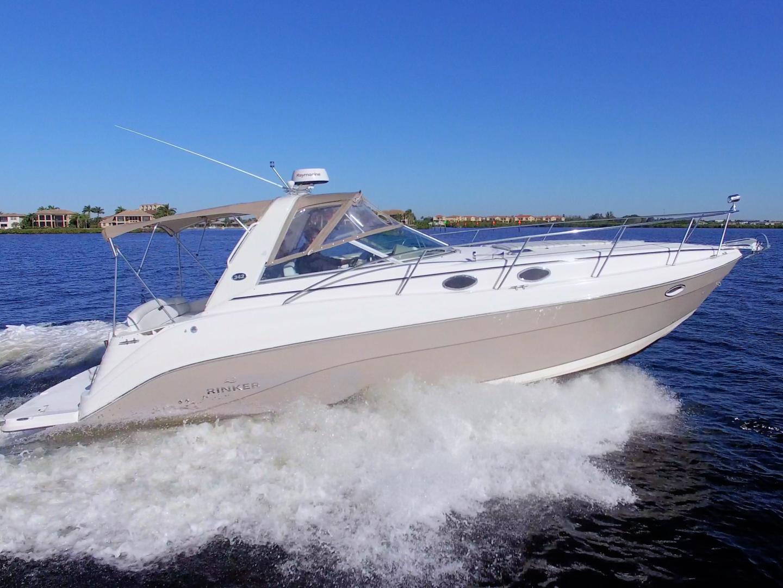 Rinker-342 Express Cruiser 2006-Salt Shaker Palmetto-Florida-United States-1587692 | Thumbnail