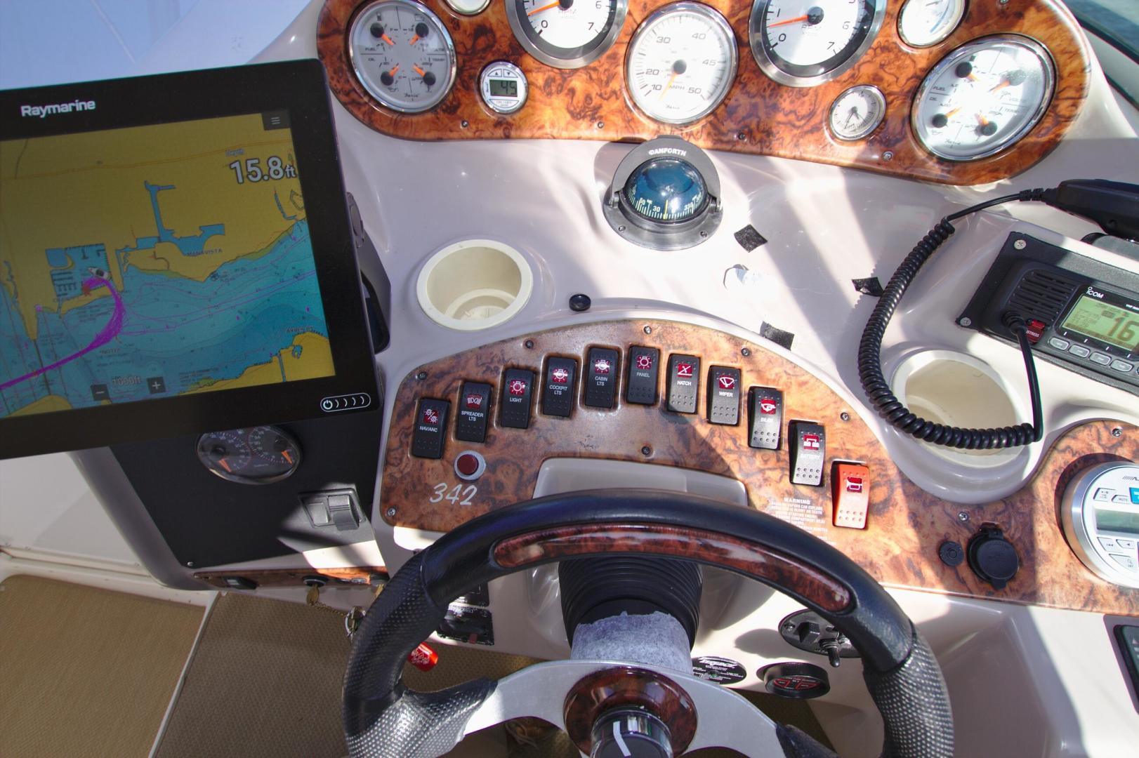 Rinker-342 Express Cruiser 2006-Salt Shaker Palmetto-Florida-United States-1587716 | Thumbnail