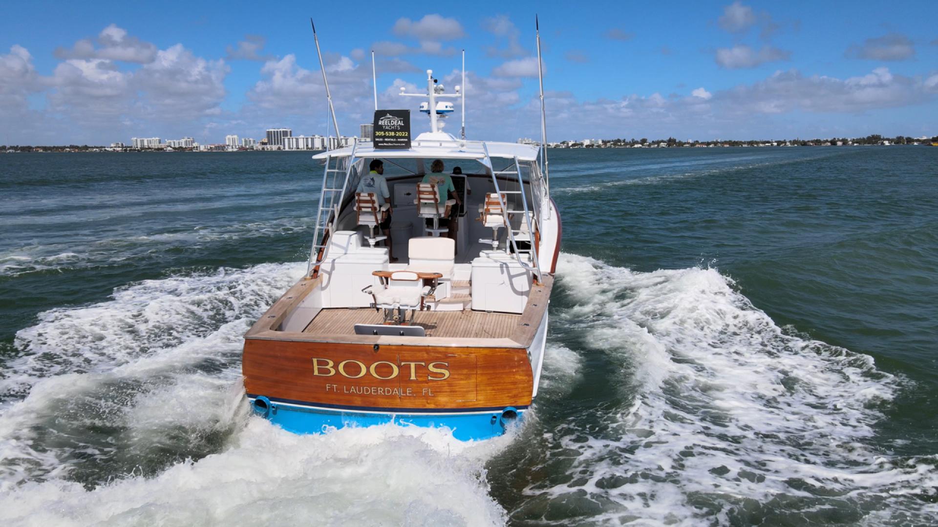 Rybovich-Sportfish Express 1990-Boots Miami Beach-Florida-United States-1625477 | Thumbnail