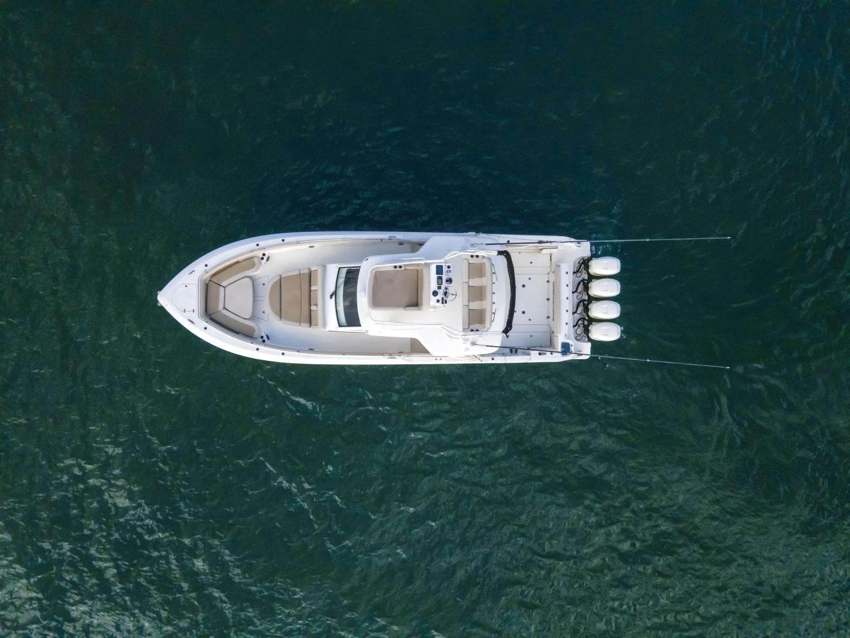 Boston Whaler-420 Outrage 2016 -Miami Beach-Florida-United States-1589440   Thumbnail
