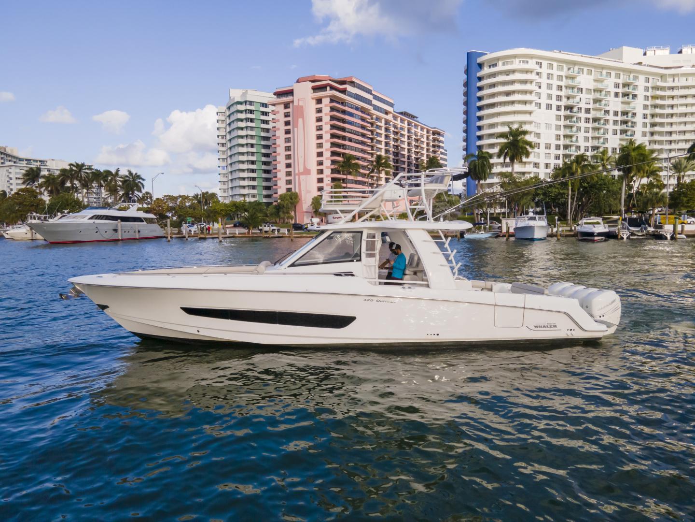 Boston Whaler-420 Outrage 2016 -Miami Beach-Florida-United States-1589442   Thumbnail