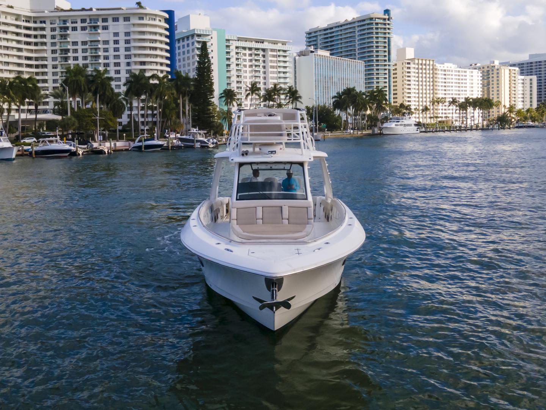 Boston Whaler-420 Outrage 2016 -Miami Beach-Florida-United States-1589441   Thumbnail