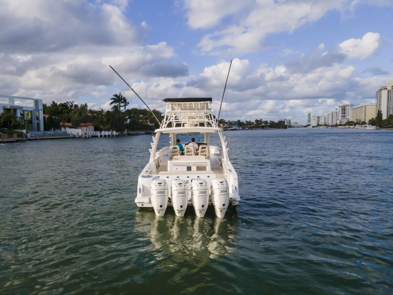 Boston Whaler-420 Outrage 2016 -Miami Beach-Florida-United States-1589443   Thumbnail