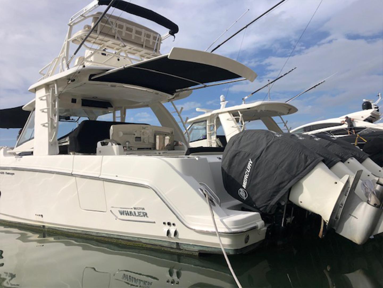 Boston Whaler-420 Outrage 2016 -Miami Beach-Florida-United States-1589509   Thumbnail