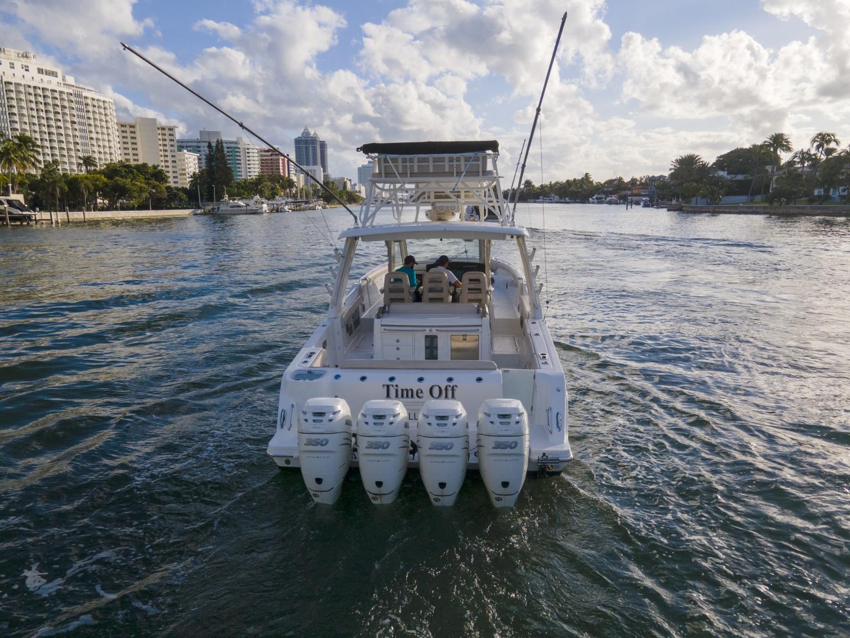 Boston Whaler-420 Outrage 2016 -Miami Beach-Florida-United States-1589449   Thumbnail