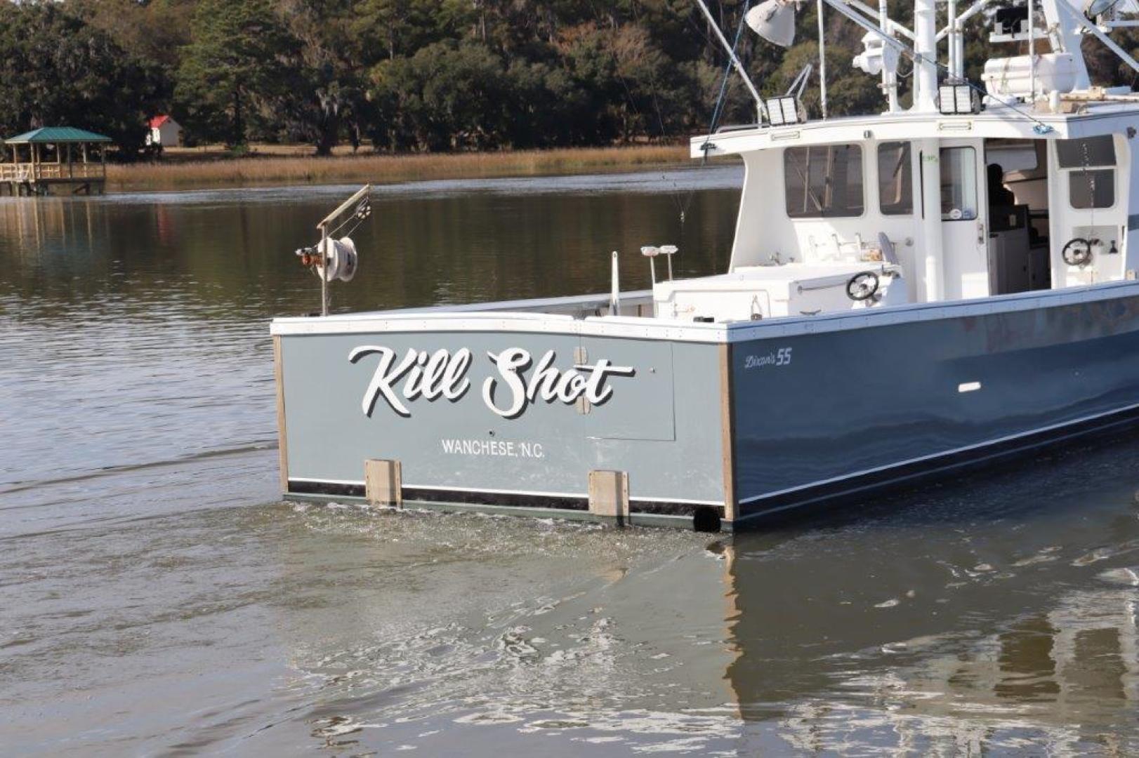 Dixon 55 - Kill Shot - Stern Profile