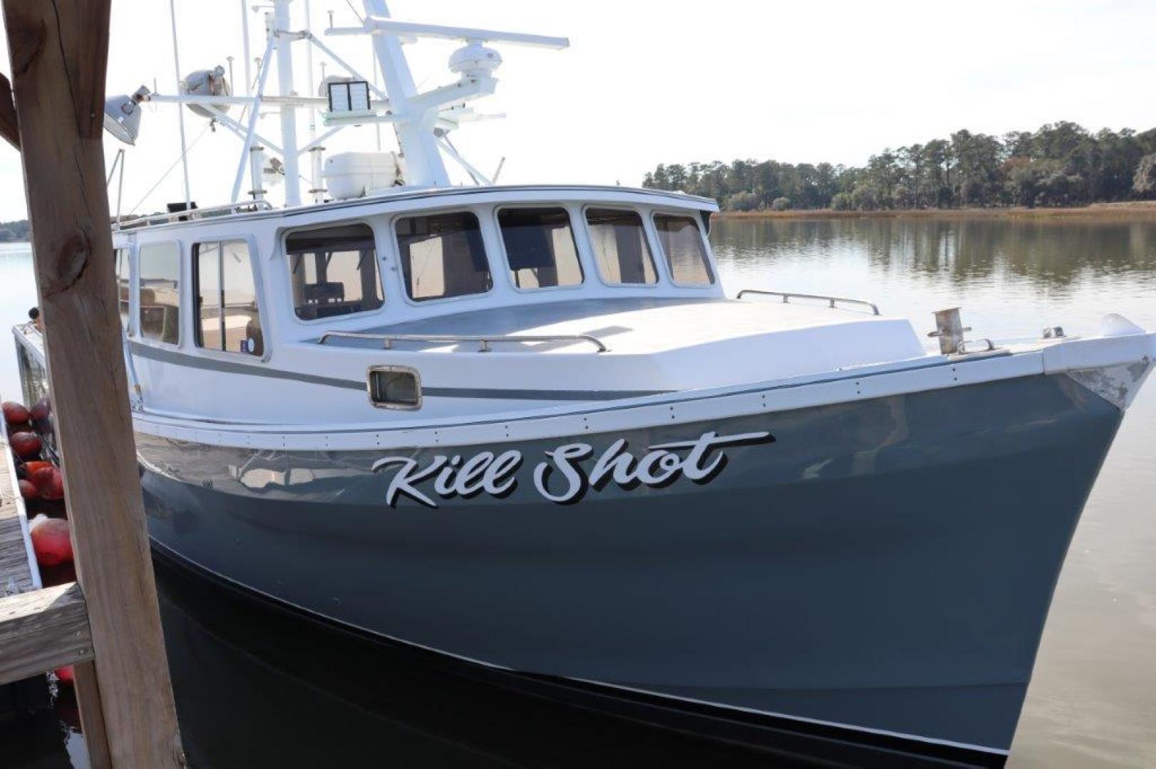 Dixon 55 - Kill Shot - Exterior Profile