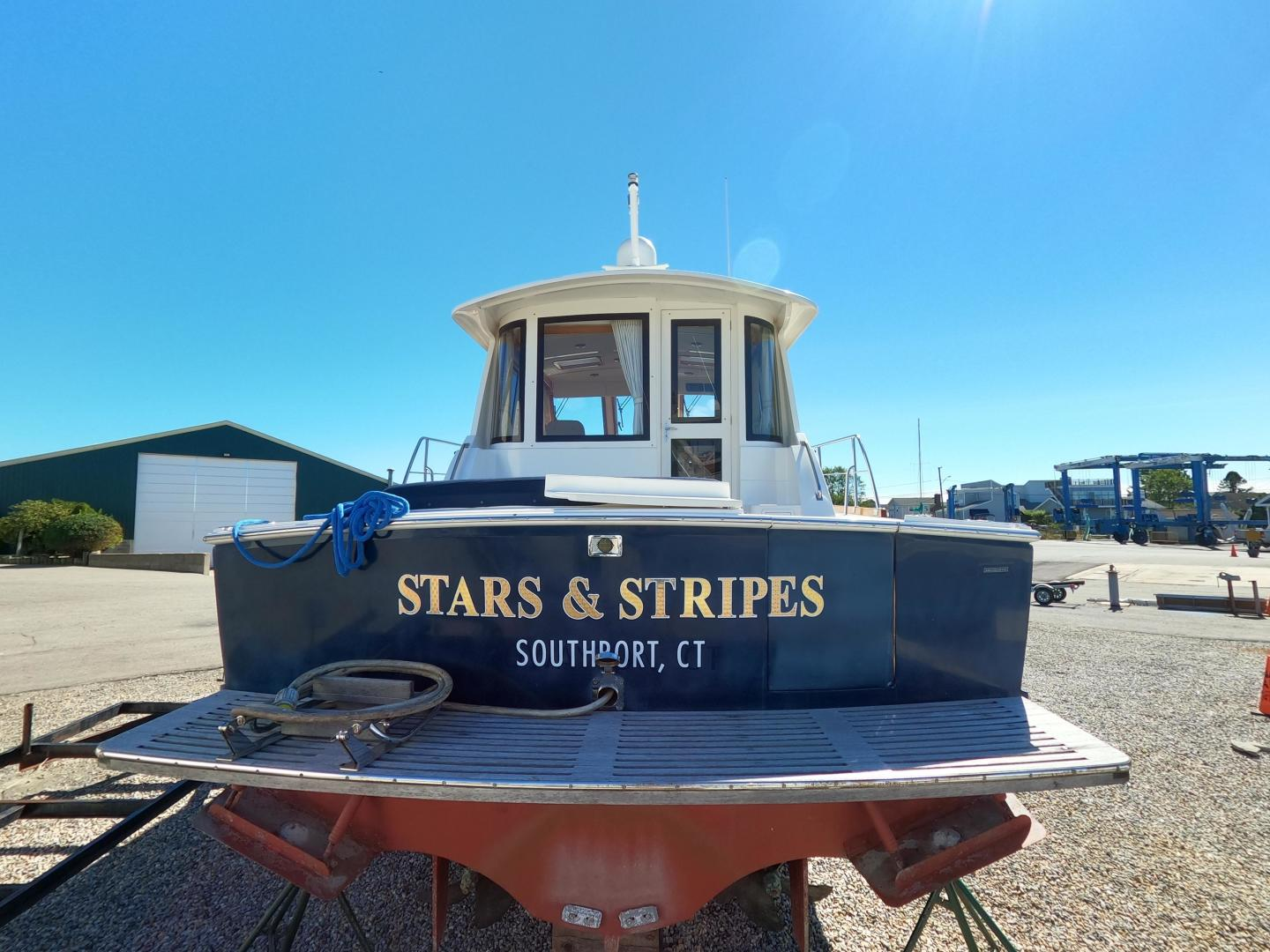 Grand Banks-39 Eastbay SX 2006-Stars & Stripes Westbrook-Connecticut-United States-1591172 | Thumbnail