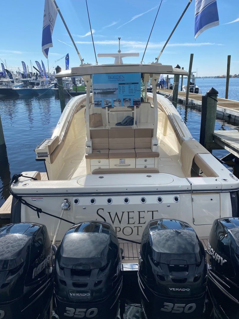 Scout-420 LXF 2016-Scout 420 LXF Delray Beach-Florida-United States-1593755 | Thumbnail