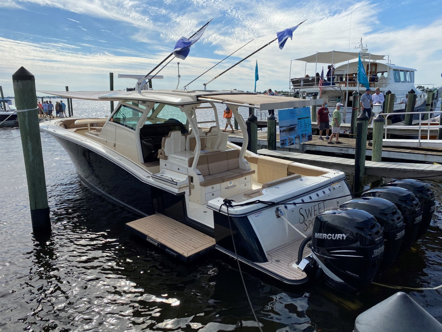 Scout-420 LXF 2016-Scout 420 LXF Delray Beach-Florida-United States-1593782 | Thumbnail