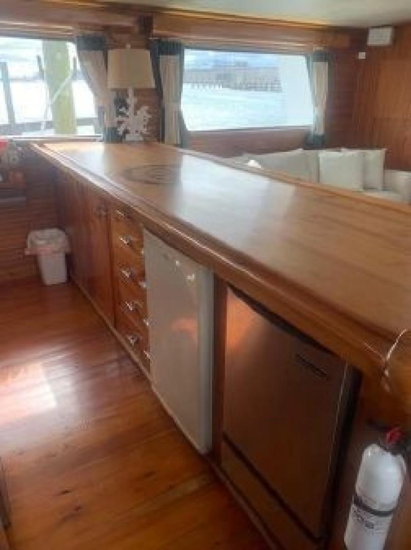 Custom-Long Range Steel Trawler 2001-Lady C Gulfport-Missouri-United States-1592849   Thumbnail