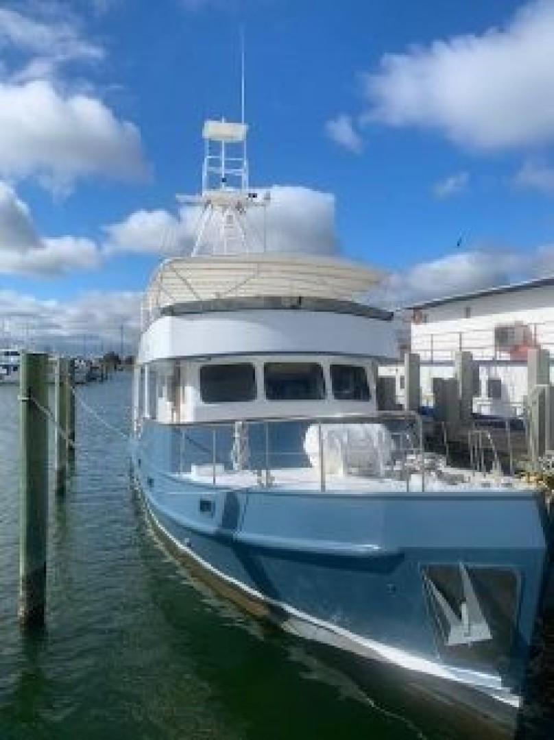 Custom-Long Range Steel Trawler 2001-Lady C Gulfport-Missouri-United States-1592785   Thumbnail
