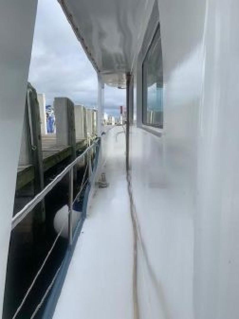 Custom-Long Range Steel Trawler 2001-Lady C Gulfport-Missouri-United States-1592832   Thumbnail