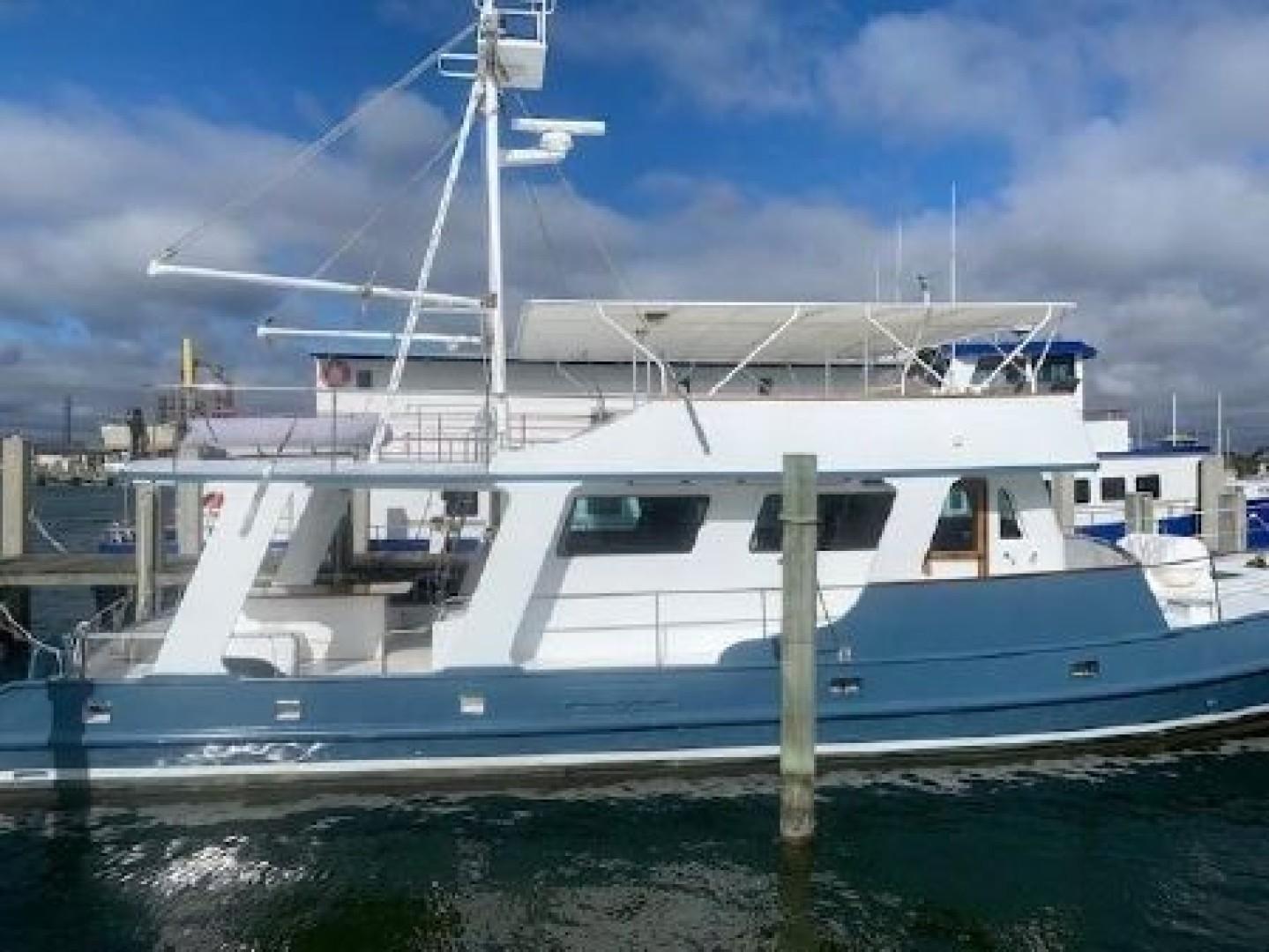 Custom-Long Range Steel Trawler 2001-Lady C Gulfport-Missouri-United States-1592789   Thumbnail