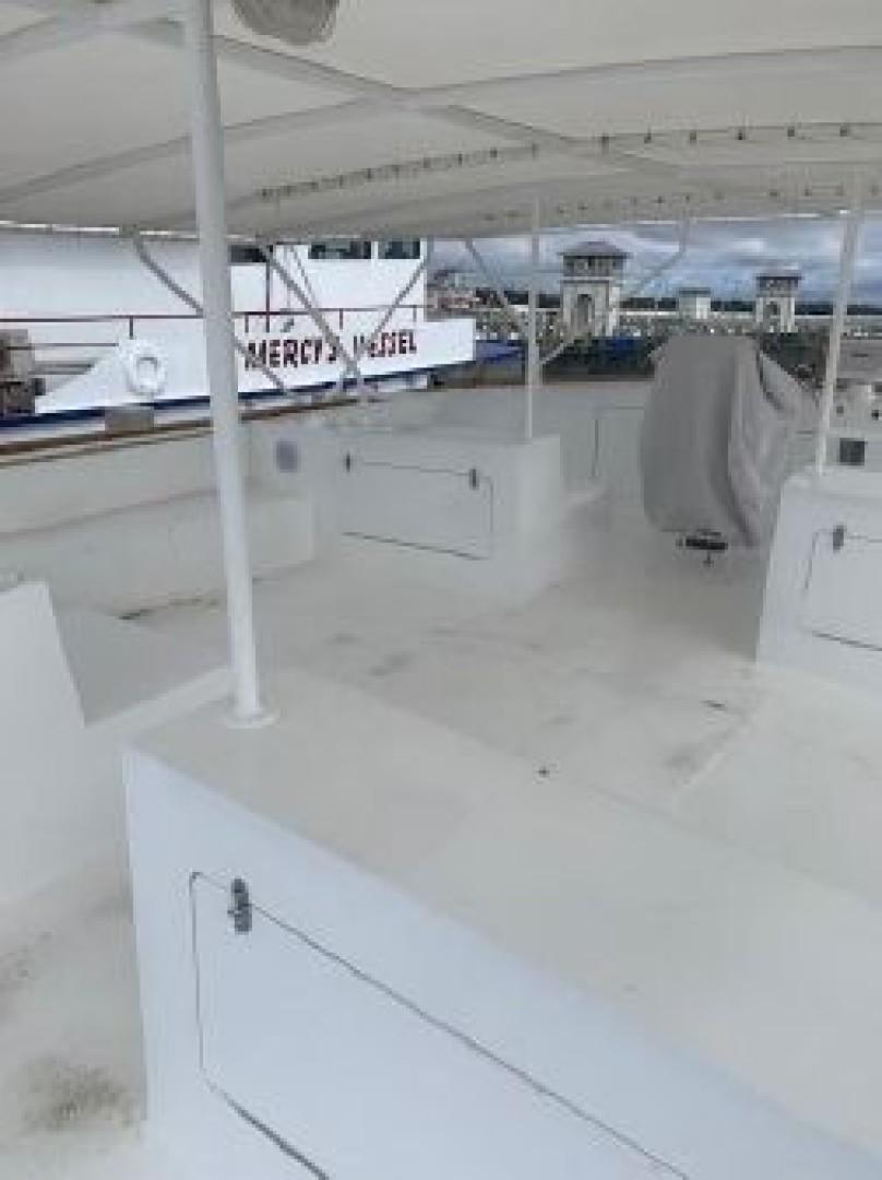 Custom-Long Range Steel Trawler 2001-Lady C Gulfport-Missouri-United States-1592824   Thumbnail