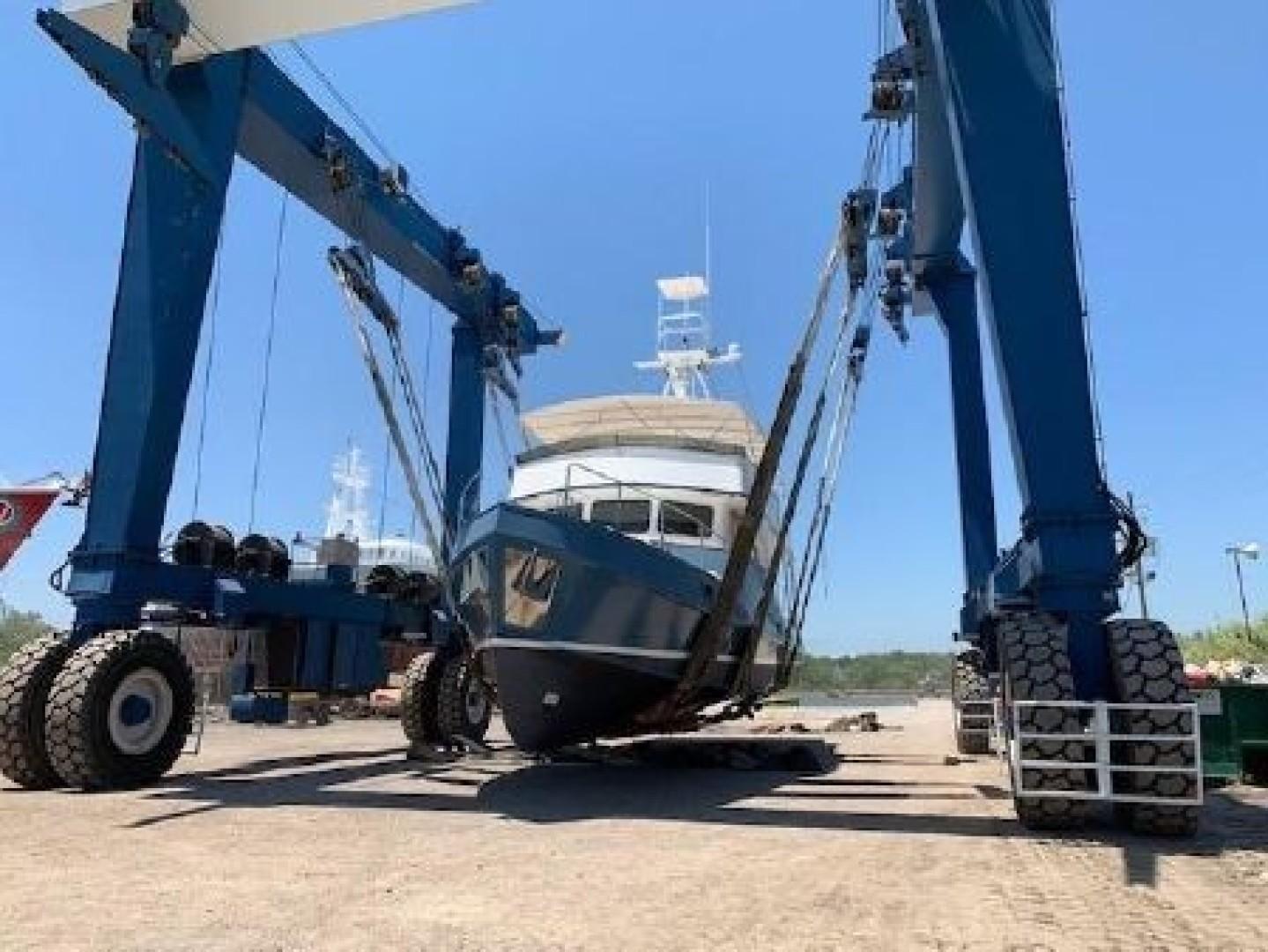 Custom-Long Range Steel Trawler 2001-Lady C Gulfport-Missouri-United States-1592808   Thumbnail