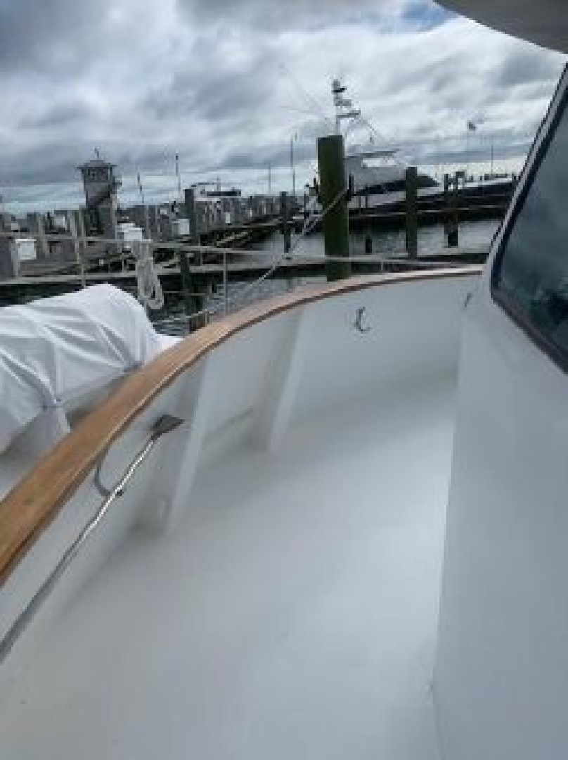 Custom-Long Range Steel Trawler 2001-Lady C Gulfport-Missouri-United States-1592837   Thumbnail