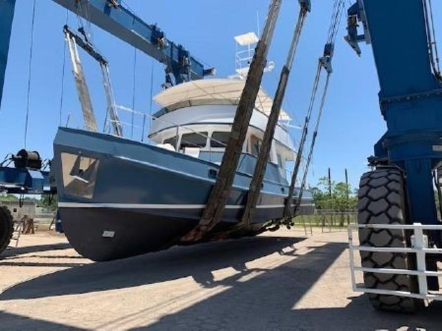 Custom-Long Range Steel Trawler 2001-Lady C Gulfport-Missouri-United States-1592798   Thumbnail