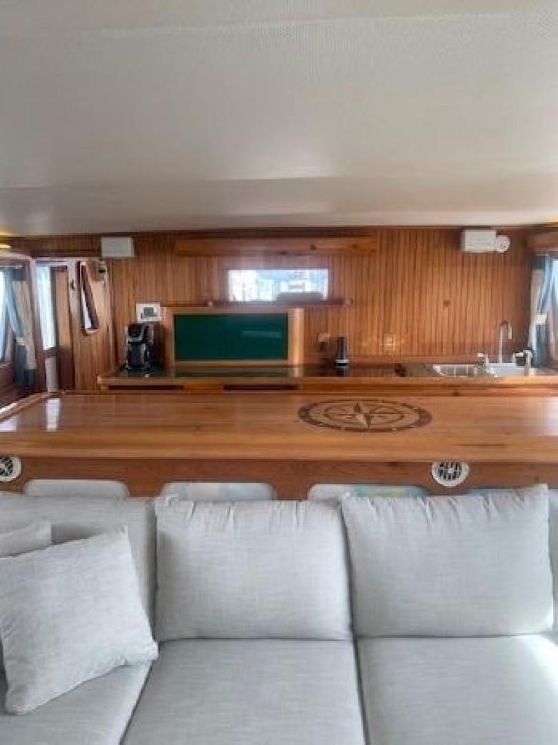 Custom-Long Range Steel Trawler 2001-Lady C Gulfport-Missouri-United States-1592840   Thumbnail