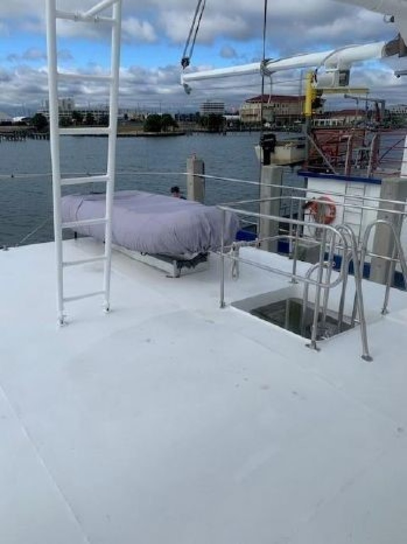 Custom-Long Range Steel Trawler 2001-Lady C Gulfport-Missouri-United States-1592826   Thumbnail