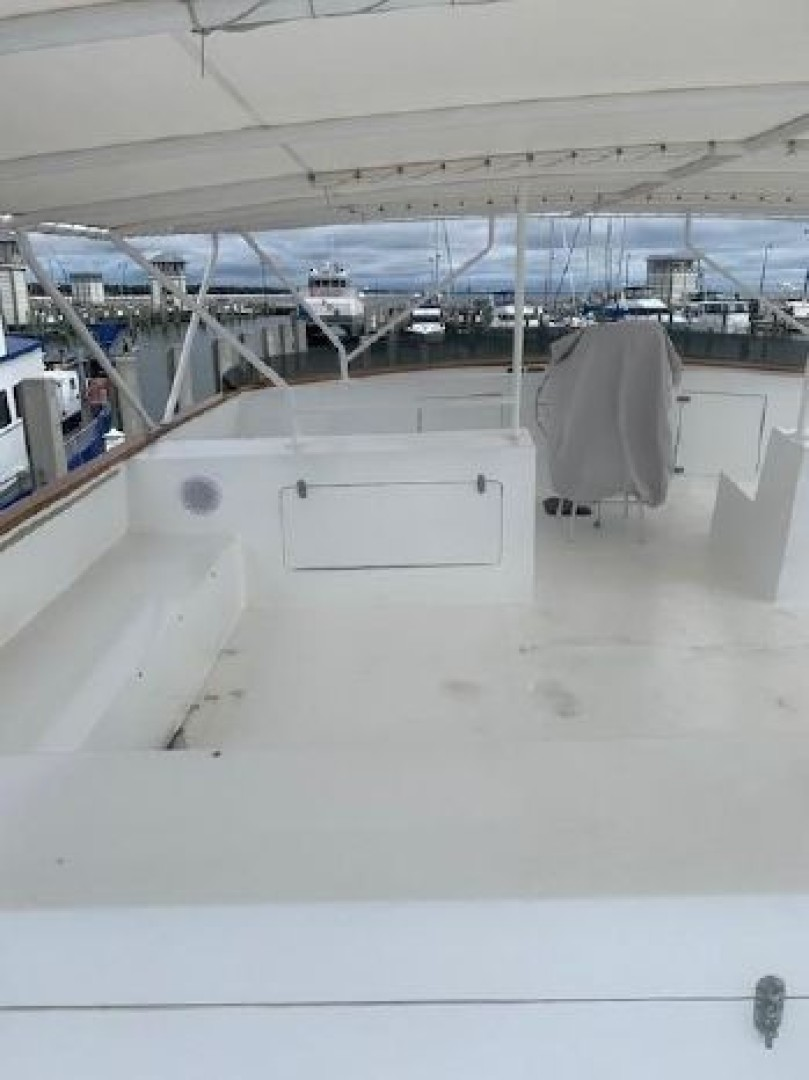 Custom-Long Range Steel Trawler 2001-Lady C Gulfport-Missouri-United States-1592819   Thumbnail