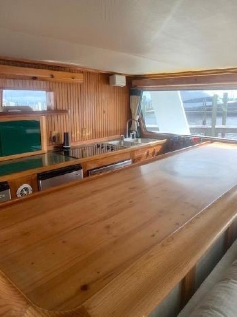 Custom-Long Range Steel Trawler 2001-Lady C Gulfport-Missouri-United States-1592846   Thumbnail