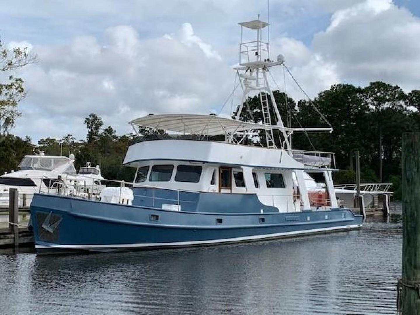 Custom-Long Range Steel Trawler 2001-Lady C Gulfport-Missouri-United States-1592782   Thumbnail