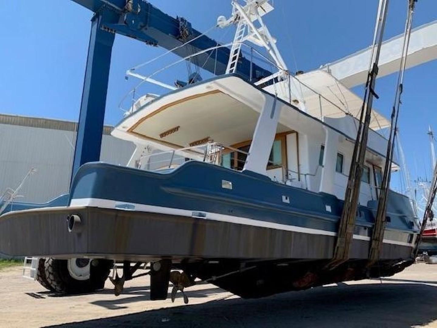 Custom-Long Range Steel Trawler 2001-Lady C Gulfport-Missouri-United States-1592805   Thumbnail