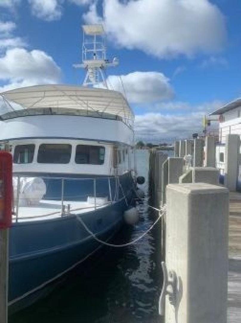 Custom-Long Range Steel Trawler 2001-Lady C Gulfport-Missouri-United States-1592792   Thumbnail