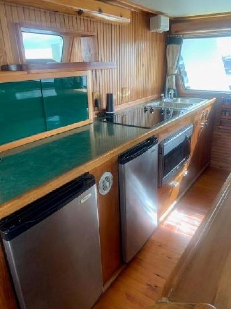 Custom-Long Range Steel Trawler 2001-Lady C Gulfport-Missouri-United States-1592848   Thumbnail
