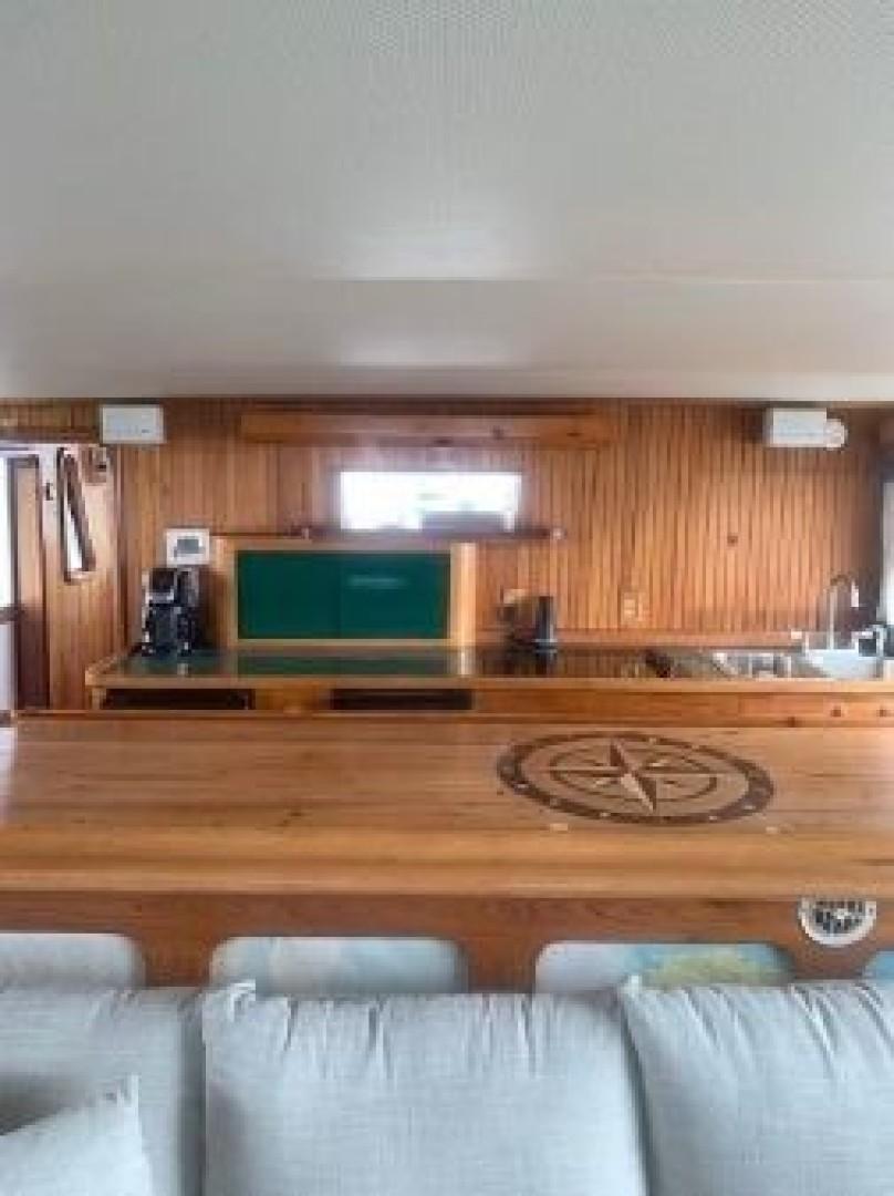 Custom-Long Range Steel Trawler 2001-Lady C Gulfport-Missouri-United States-1592841   Thumbnail