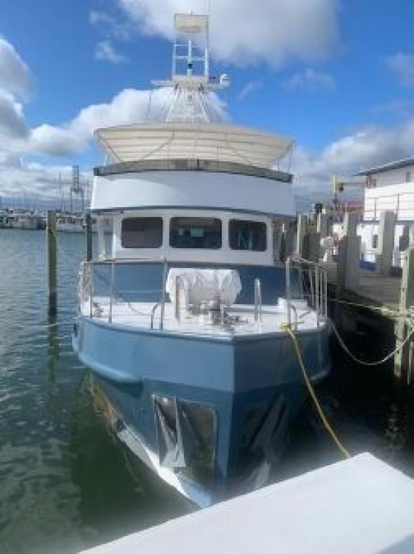 Custom-Long Range Steel Trawler 2001-Lady C Gulfport-Missouri-United States-1592791   Thumbnail