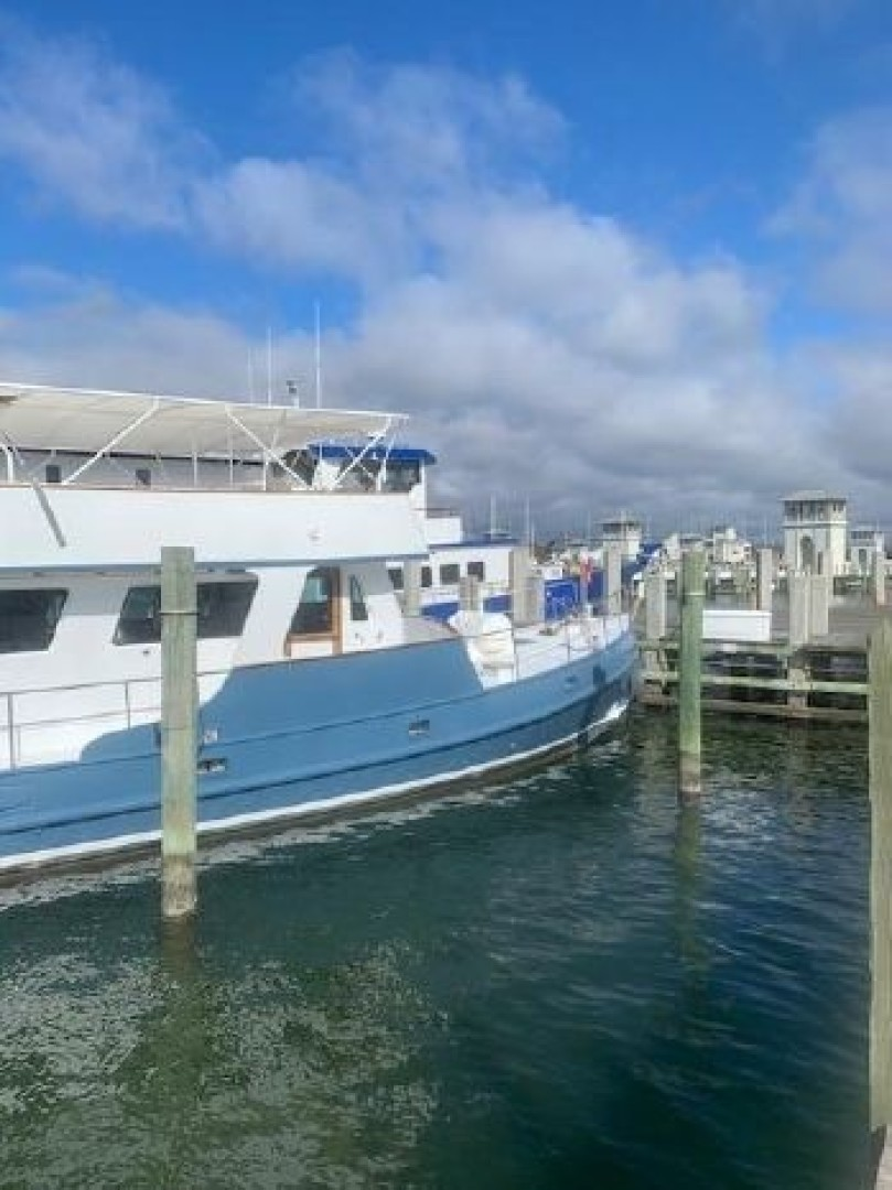 Custom-Long Range Steel Trawler 2001-Lady C Gulfport-Missouri-United States-1592788   Thumbnail