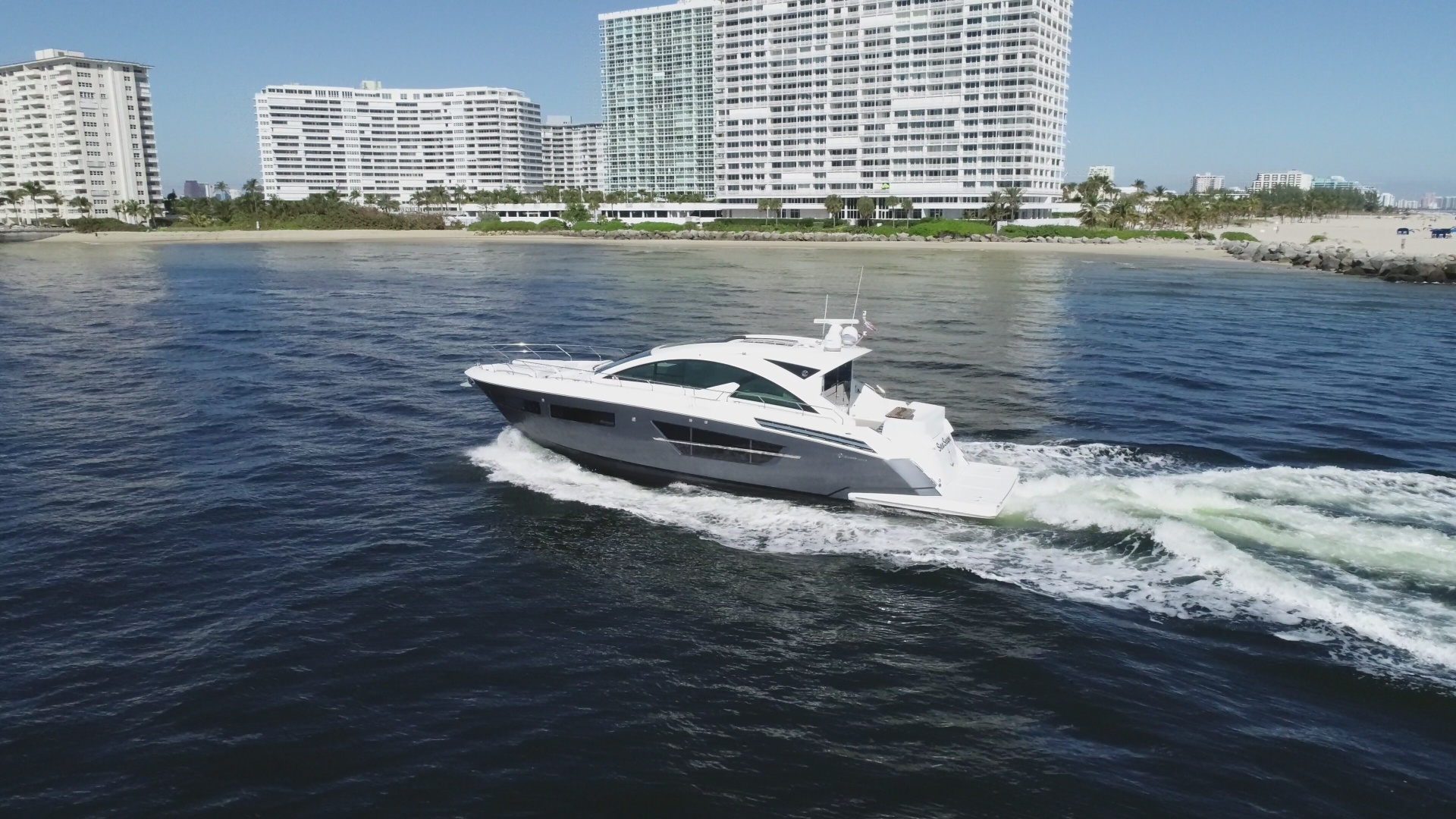 Cruisers Yachts 2016-Sea Scape Key Largo-Florida-United States-1598022   Thumbnail