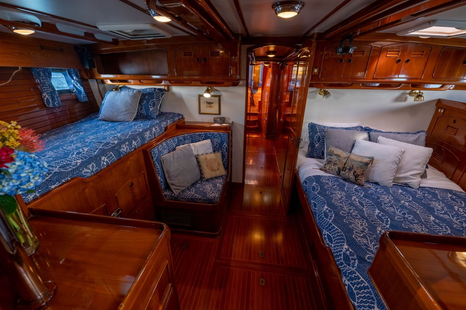 Little Harbor 1984-HERMIE LOUISE Fort Lauderdale-Florida-United States-Master Cabin-1592531 | Thumbnail
