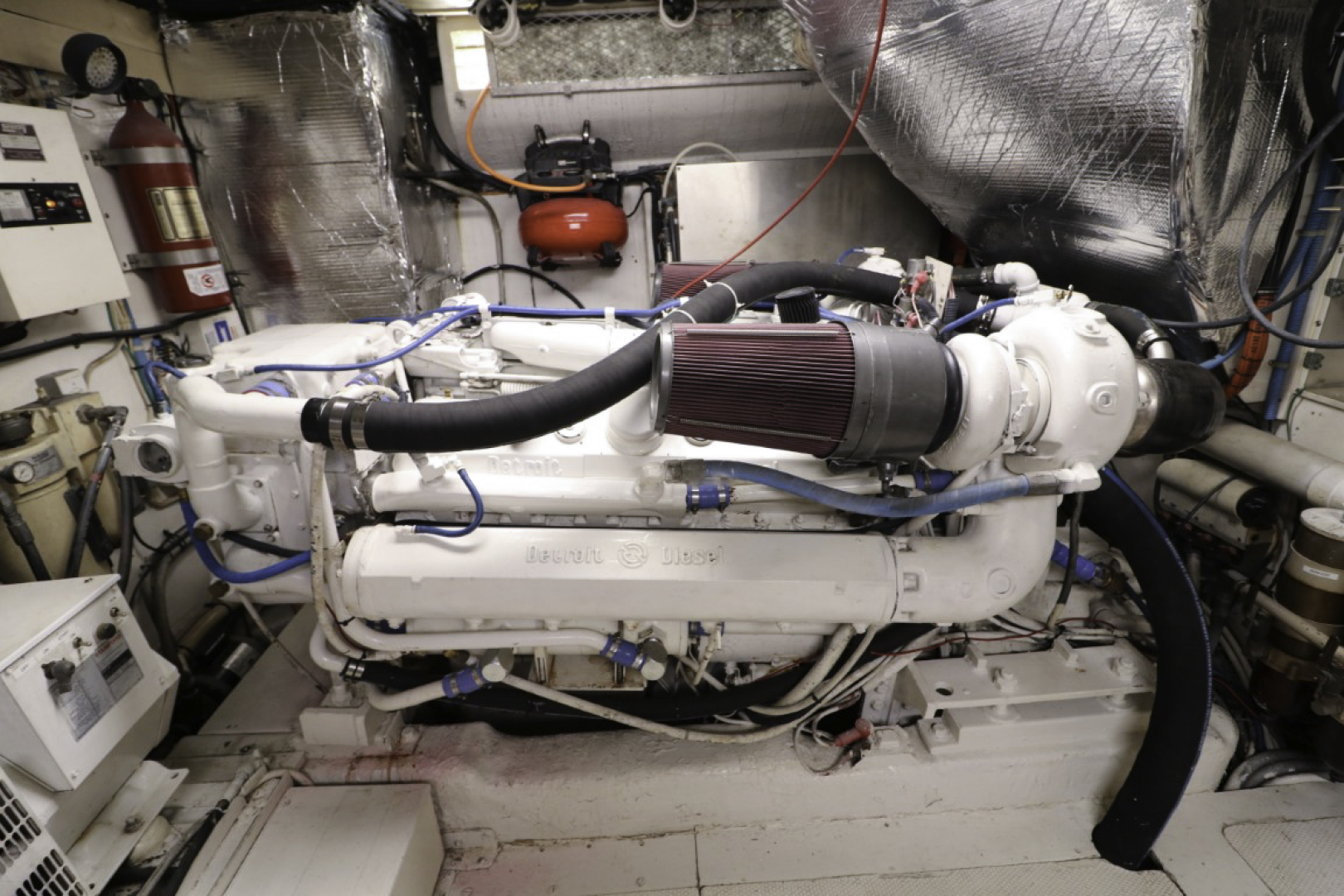 Viking-70 Cockpit Motor Yacht 1988 -Fort Lauderdale-Florida-United States-1593802   Thumbnail