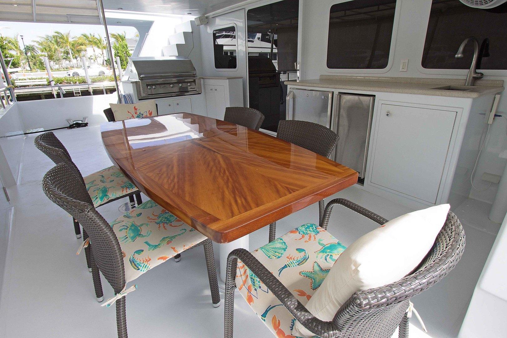 Theriault & Son-Custom Catamaran 2000-Slumber Venture Fort Lauderdale-Florida-United States-1625416 | Thumbnail