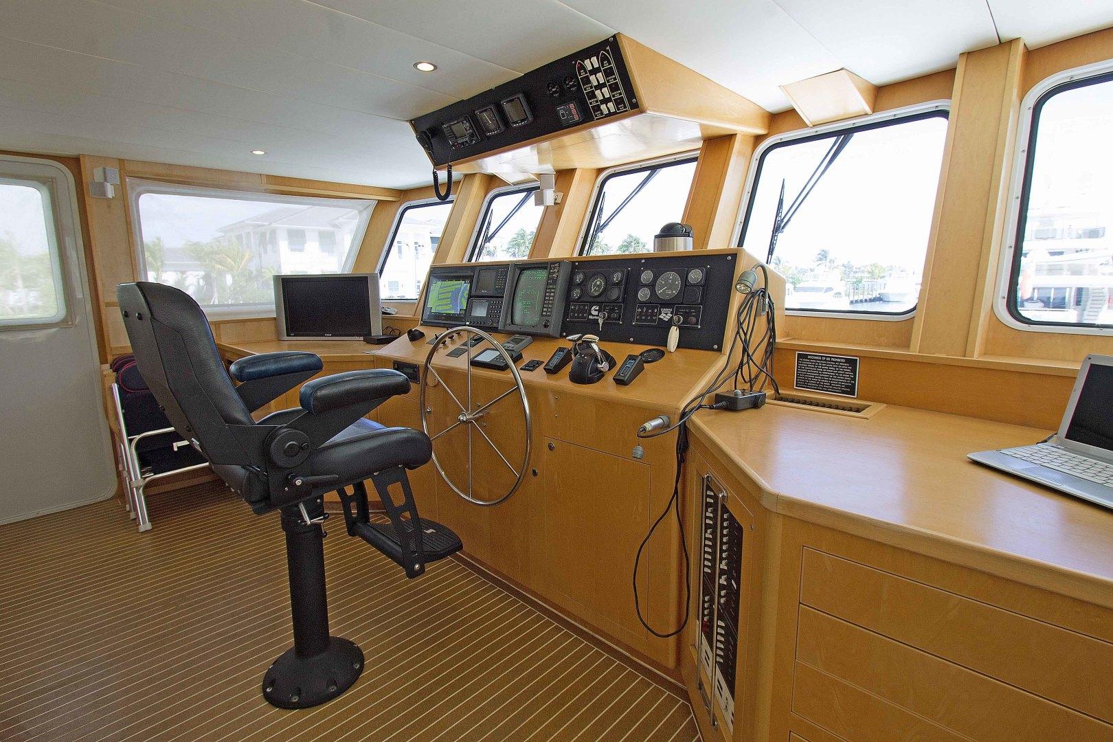 Theriault & Son-Custom Catamaran 2000-Slumber Venture Fort Lauderdale-Florida-United States-1625426 | Thumbnail
