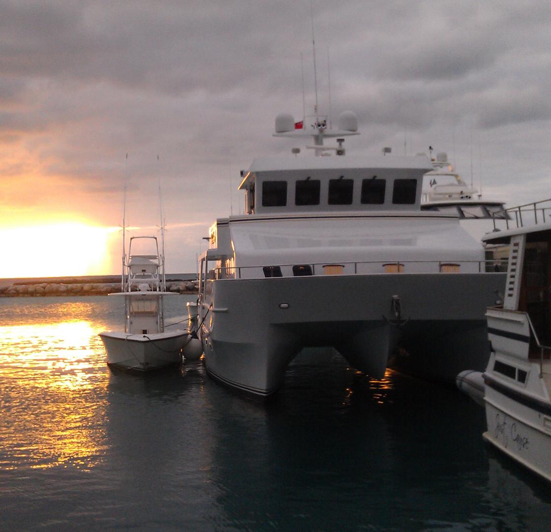 Theriault & Son-Custom Catamaran 2000-Slumber Venture Fort Lauderdale-Florida-United States-1598311 | Thumbnail