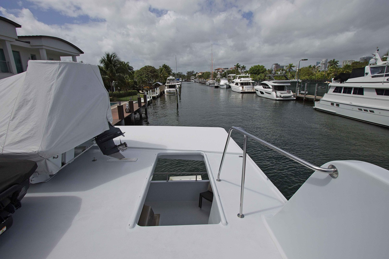 Theriault & Son-Custom Catamaran 2000-Slumber Venture Fort Lauderdale-Florida-United States-1625422 | Thumbnail
