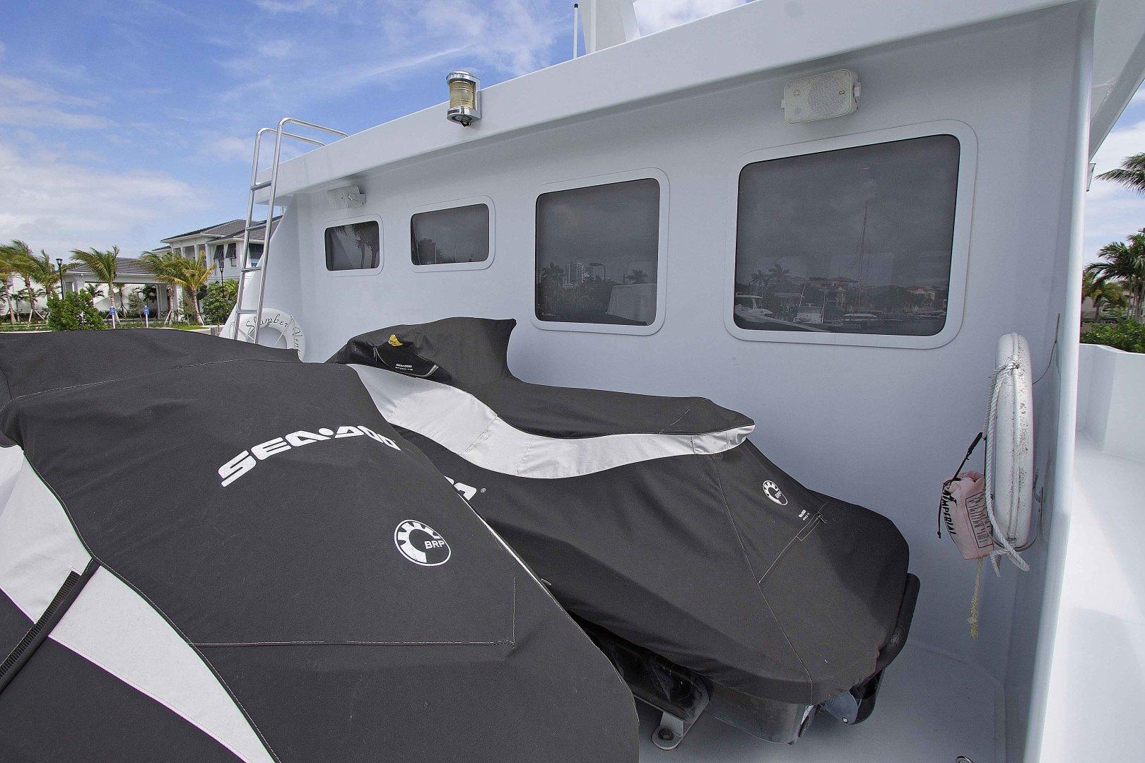 Theriault & Son-Custom Catamaran 2000-Slumber Venture Fort Lauderdale-Florida-United States-1625421 | Thumbnail