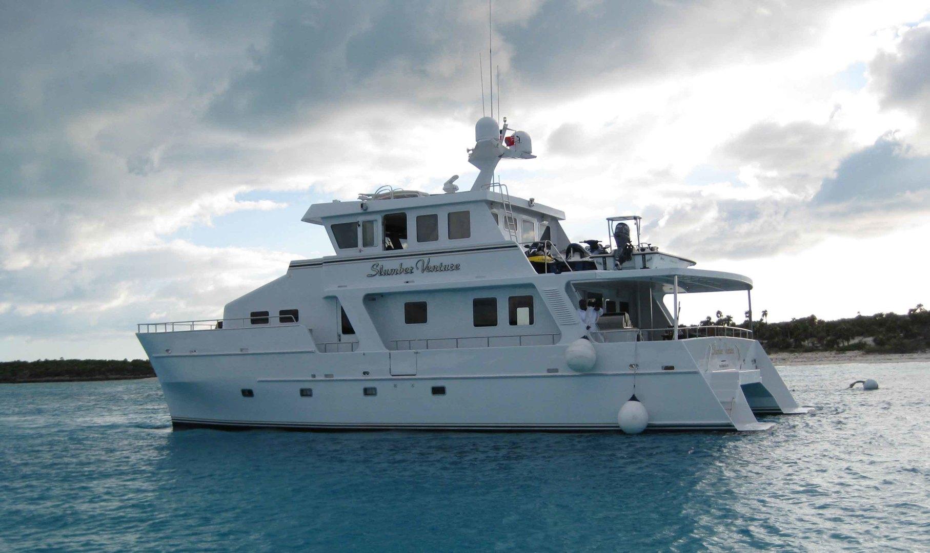 Theriault & Son-Custom Catamaran 2000-Slumber Venture Fort Lauderdale-Florida-United States-1598310 | Thumbnail