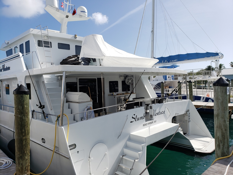 Theriault & Son-Custom Catamaran 2000-Slumber Venture Fort Lauderdale-Florida-United States-1598389 | Thumbnail