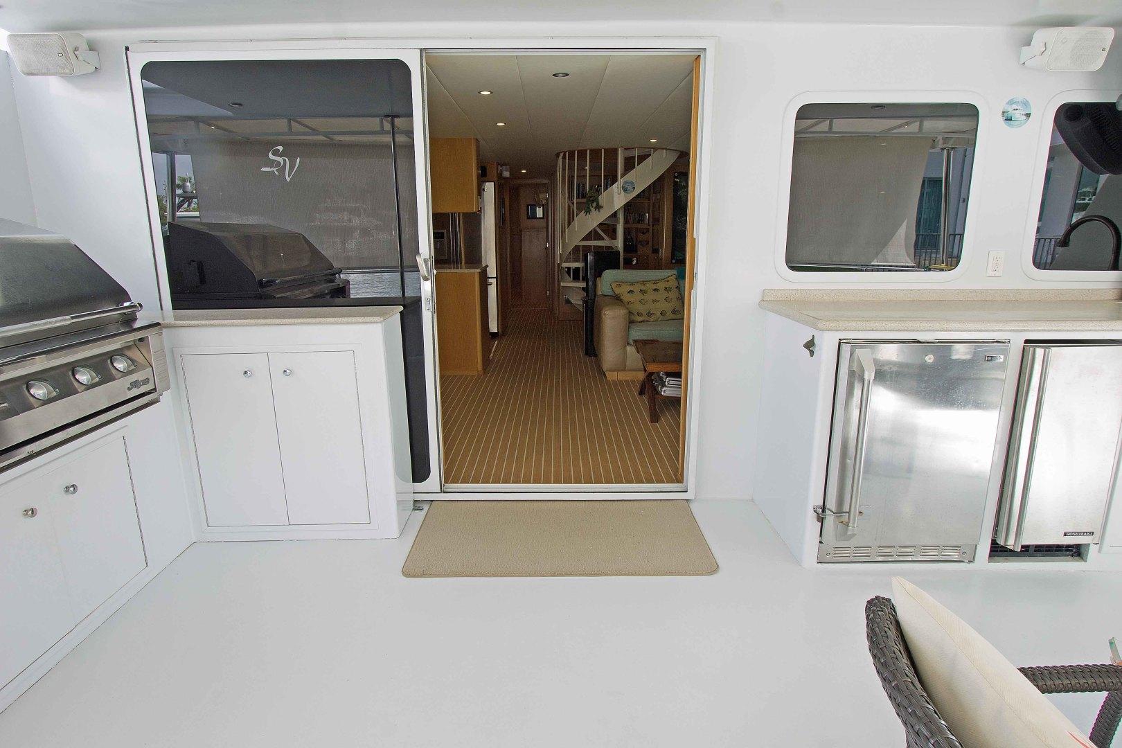 Theriault & Son-Custom Catamaran 2000-Slumber Venture Fort Lauderdale-Florida-United States-1625417 | Thumbnail