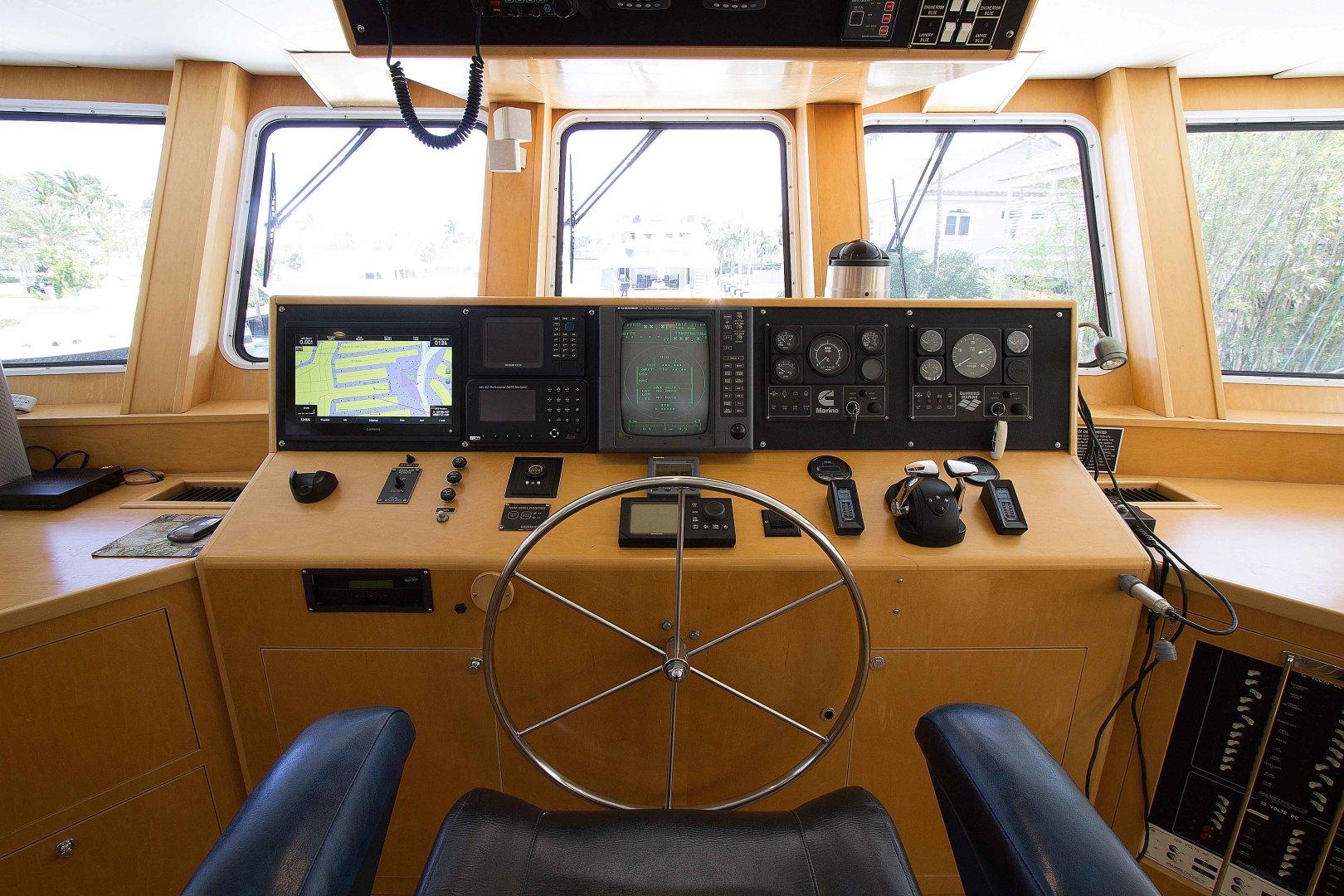Theriault & Son-Custom Catamaran 2000-Slumber Venture Fort Lauderdale-Florida-United States-1625427 | Thumbnail